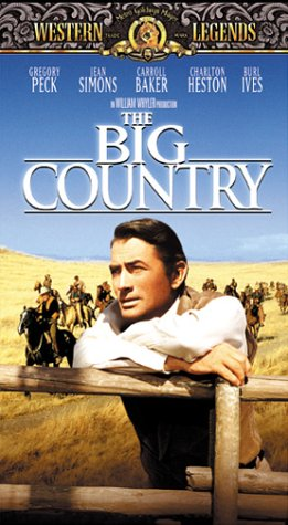 9780792845171: The Big Country [VHS]