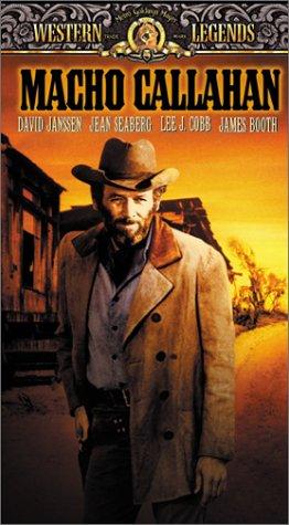 9780792845195: Macho Callahan / Movie [VHS]