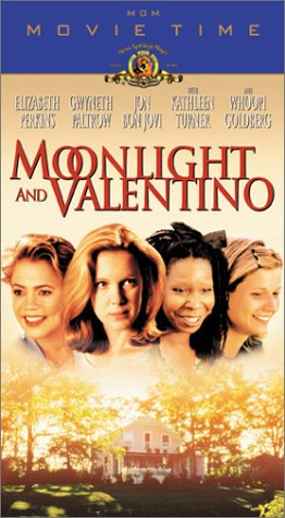 9780792845720: Moonlight and Valentino [VHS]