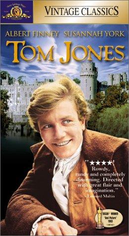 9780792845973: Tom Jones [VHS]