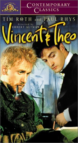 9780792846413: Vincent and Theo [VHS]