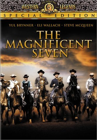 Magnificent Seven - Special Edition: Brynner,Yul Ddmgm 1001837