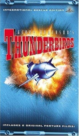 9780792860112: Thunderbirds: International Rescue Edition [Import USA Zone 1]