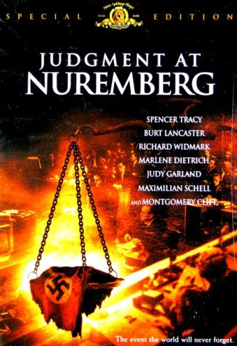 9780792861829: Judgement at Nuremberg [Reino Unido] [DVD]