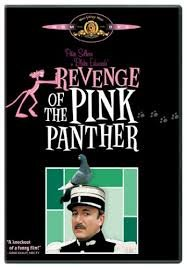 REVENGE OF THE PINK PANTHER: DVD