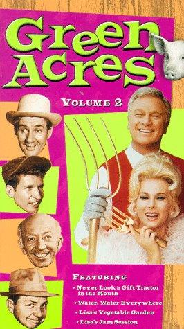 9780792898542: Green Acres, Vol. 2 [VHS]