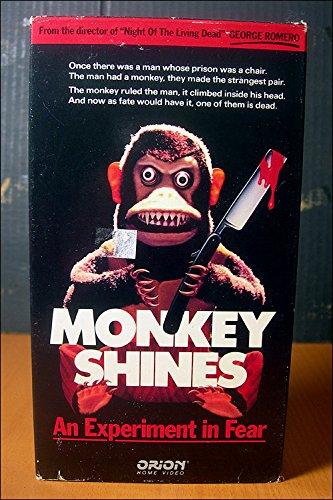 9780792899129: Monkey Shines [VHS]