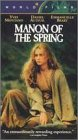 9780792899204: Manon of the Spring [VHS]