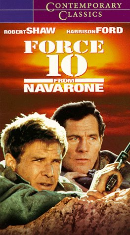 9780792899617: Force 10 from Navarone [VHS]