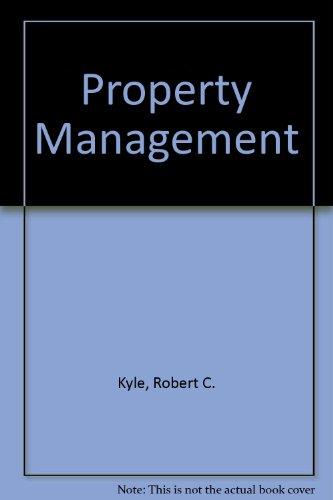 9780793100996: Property Management