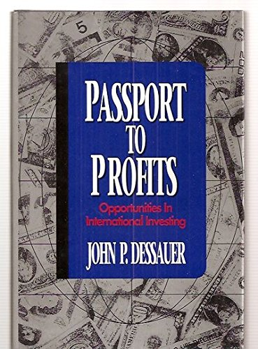 Passport to Profits: Opportunities in International Investing