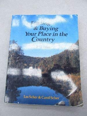 9780793103959: Finding & Buying Your Place in the Country