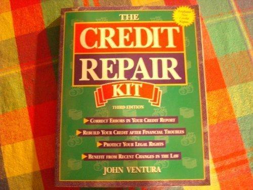 The Credit Repair Kit: John Ventura