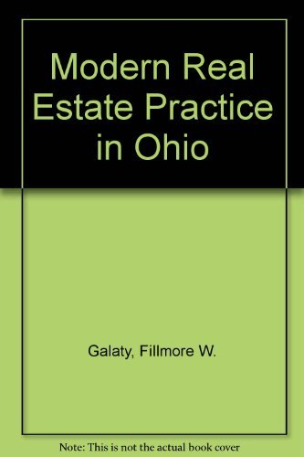 9780793105892: Modern Real Estate Practice in Ohio