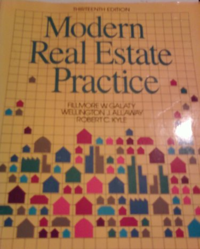9780793107049: Modern Real Estate Practice