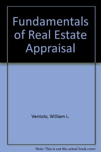 9780793107155: Fundamentals of Real Estate Appraisal