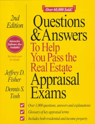 9780793109265: Questions & Answers to Help You Pass the Real Estate Appraisal Exams