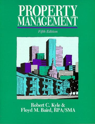 9780793110674: Property Management