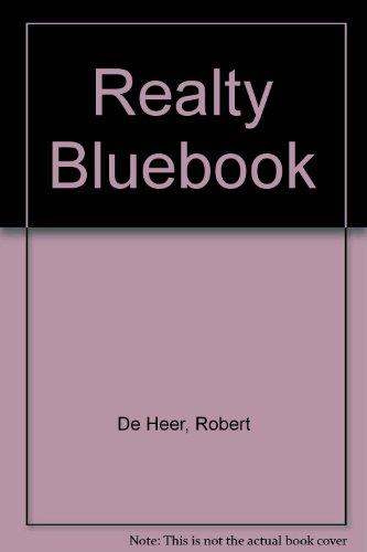 9780793111206: Realty Bluebook