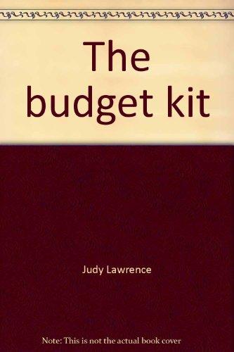 9780793116683: The budget kit: The common cent$ money management workbook (A Dearborn money maker kit)