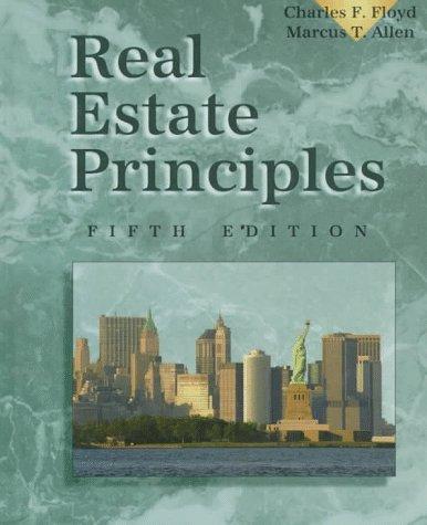 9780793116805: Real Estate Principles