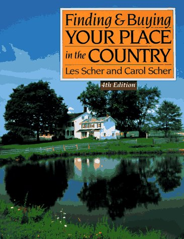 9780793117857: Finding & Buying Your Place in the Country