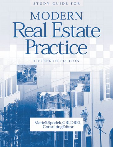Study Guide for Modern Real Estate Practice (0793123038) by Dearborn Financial Institute; Dearborn Trade; Mitchell, Carolyn B.