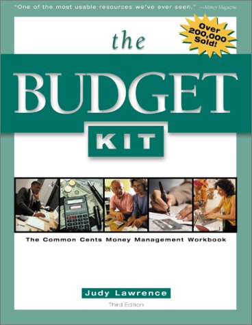 9780793123438: The Budget Kit : The Common Cents Money Management Workbook (2nd Edition)