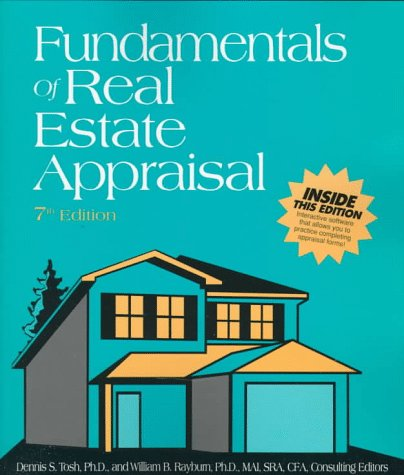9780793126316: Fundamentals of Real Estate Appraisal
