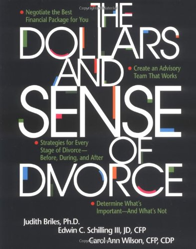 The Dollars and Sense of Divorce