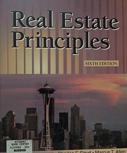 9780793129584: Real Estate Principles