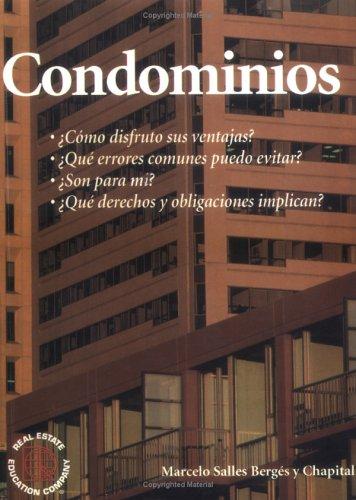 9780793130078: Condominio (Spanish Edition)