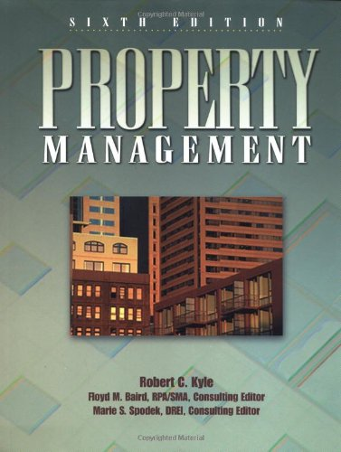 9780793131174: Property Management