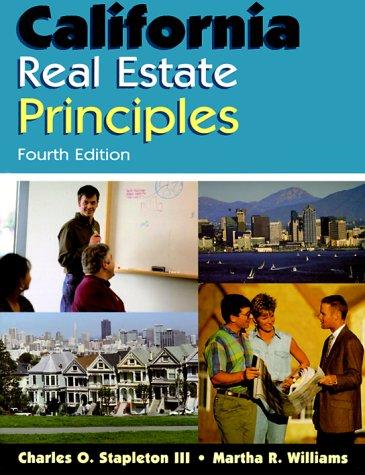 9780793131570: California Real Estate Principles