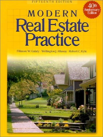 9780793133635: Modern Real Estate Practice