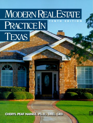 9780793134830: Modern Real Estate Practice in Texas