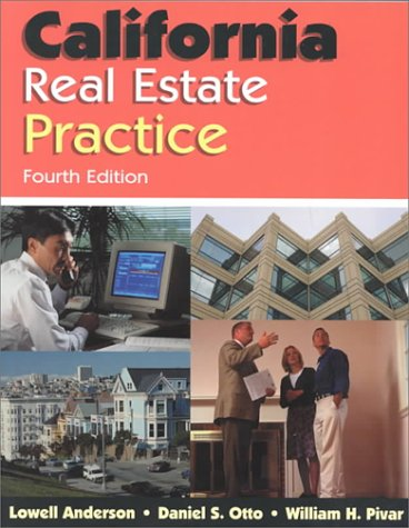 9780793135110: California Real Estate Practice