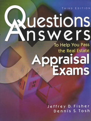 9780793136568: Questions & Answers to Help You Pass the Real Estate Appraisal Exam