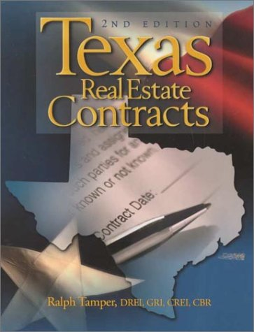 9780793136896: Texas Real Estate Contracts