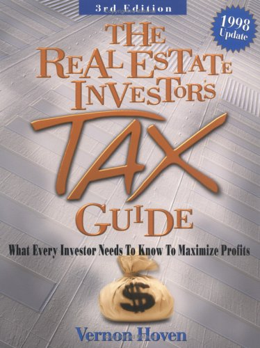 9780793138081: The Real Estate Investor's Tax Guide : What Every Investor Needs