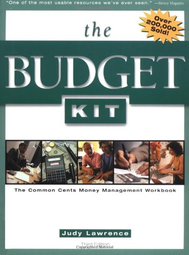 9780793141289: The Budget Kit : The Common Cents Money Management Workbook (3rd Edition)