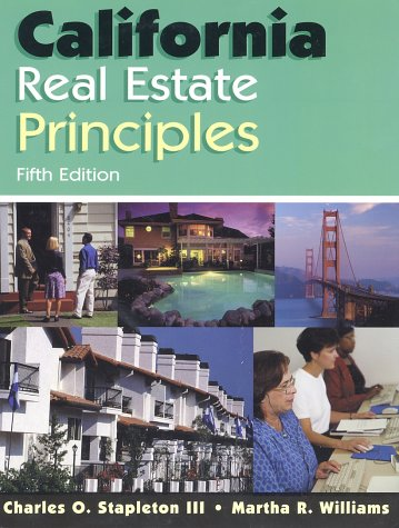 9780793142033: California Real Estate Principles, 5E