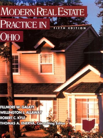 9780793142293: Modern Real Estate Practice in Ohio