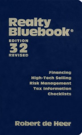 9780793142743: Realty Bluebook: Revised (Realty Bluebook, 32nd Ed)