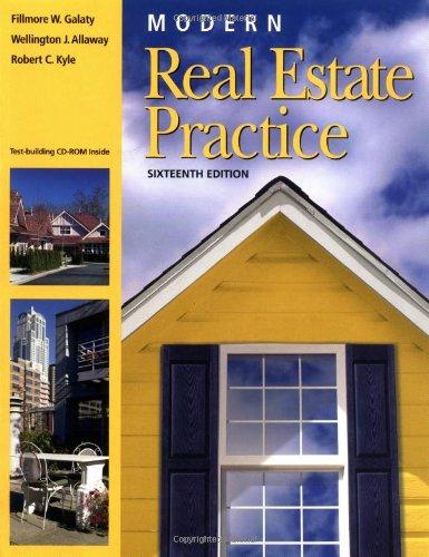 9780793144280: Modern Real Estate Practice