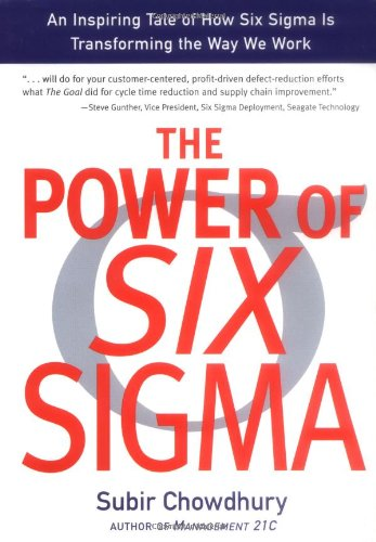 9780793144341: Power of Six Sigma