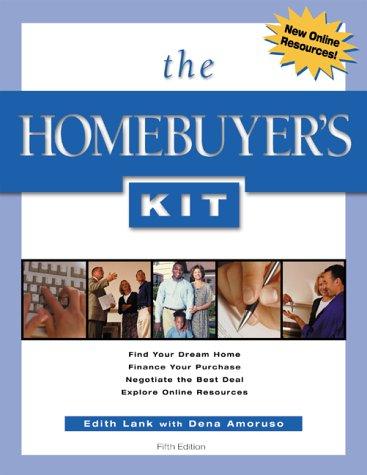 9780793144389: Homebuyer's Kit