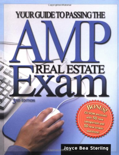 9780793145133: Your Guide To Passing The AMP Real Estate Exam