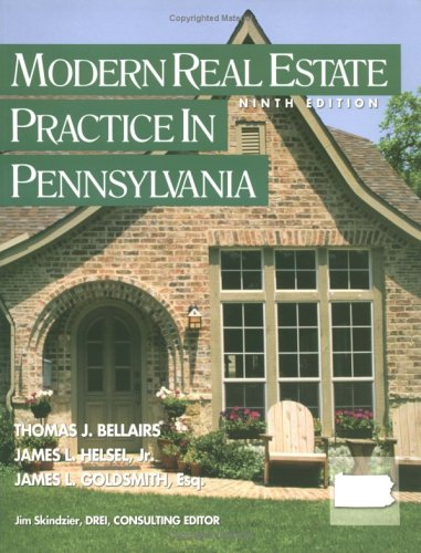 9780793145614: Modern Real Estate Practice in Pennsylvania