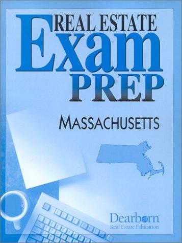 9780793147342: Massachusetts Real Estate Exam Prep